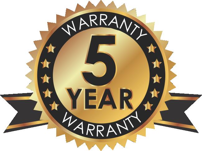 5-jaar-garantie